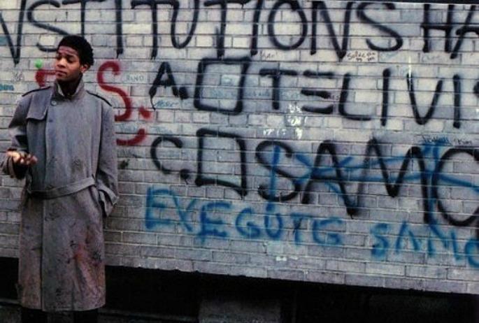 Jean-Michel Basquiat, SAMO