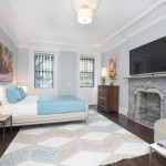 25 Monroe Street, Bed Stuy, bedroom, brownstone