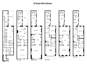 18 East 62nd Street, Safra family real estate, Upper East Side mansion