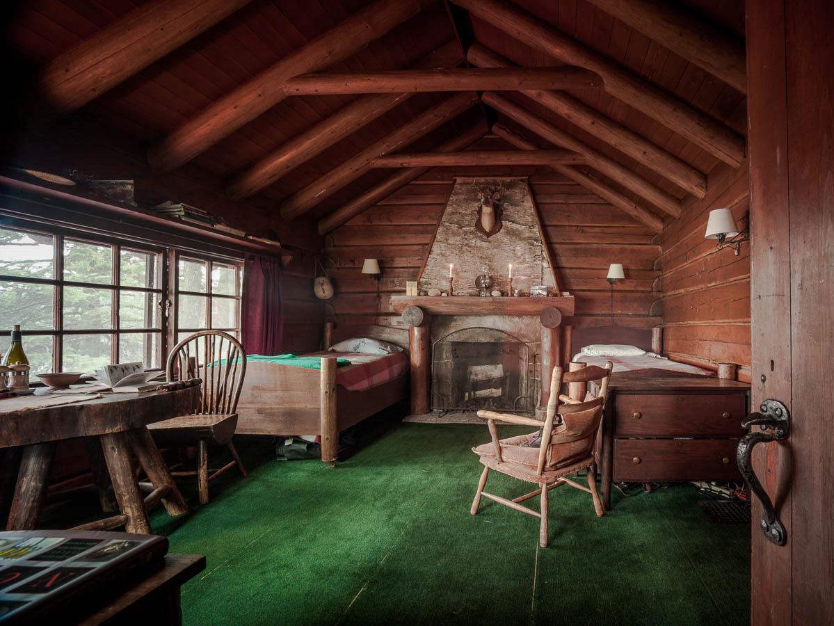 Camp Uncas, Adirondacks