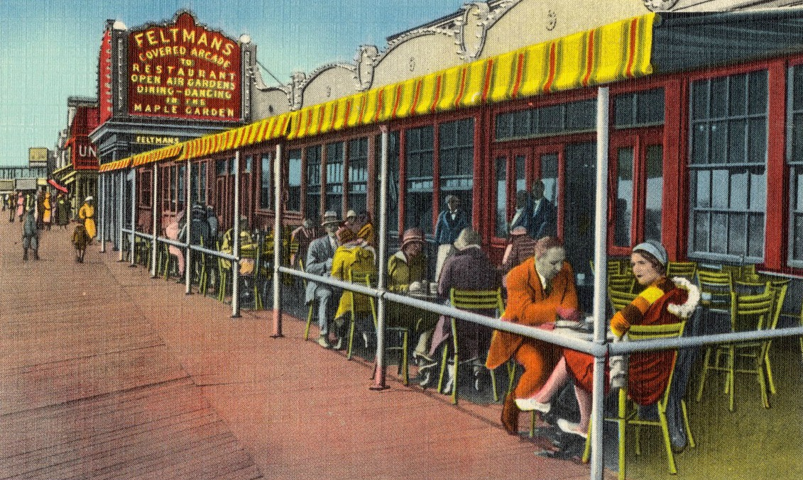 Before Nathan's there was Feltman's: The history of the Coney Island hot dog