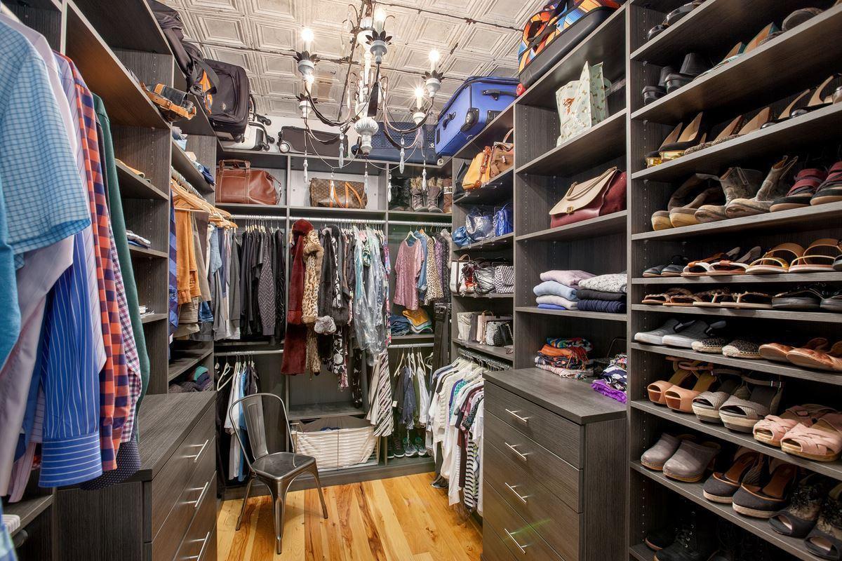 88 Franklin Street, tribeca, loft, closet