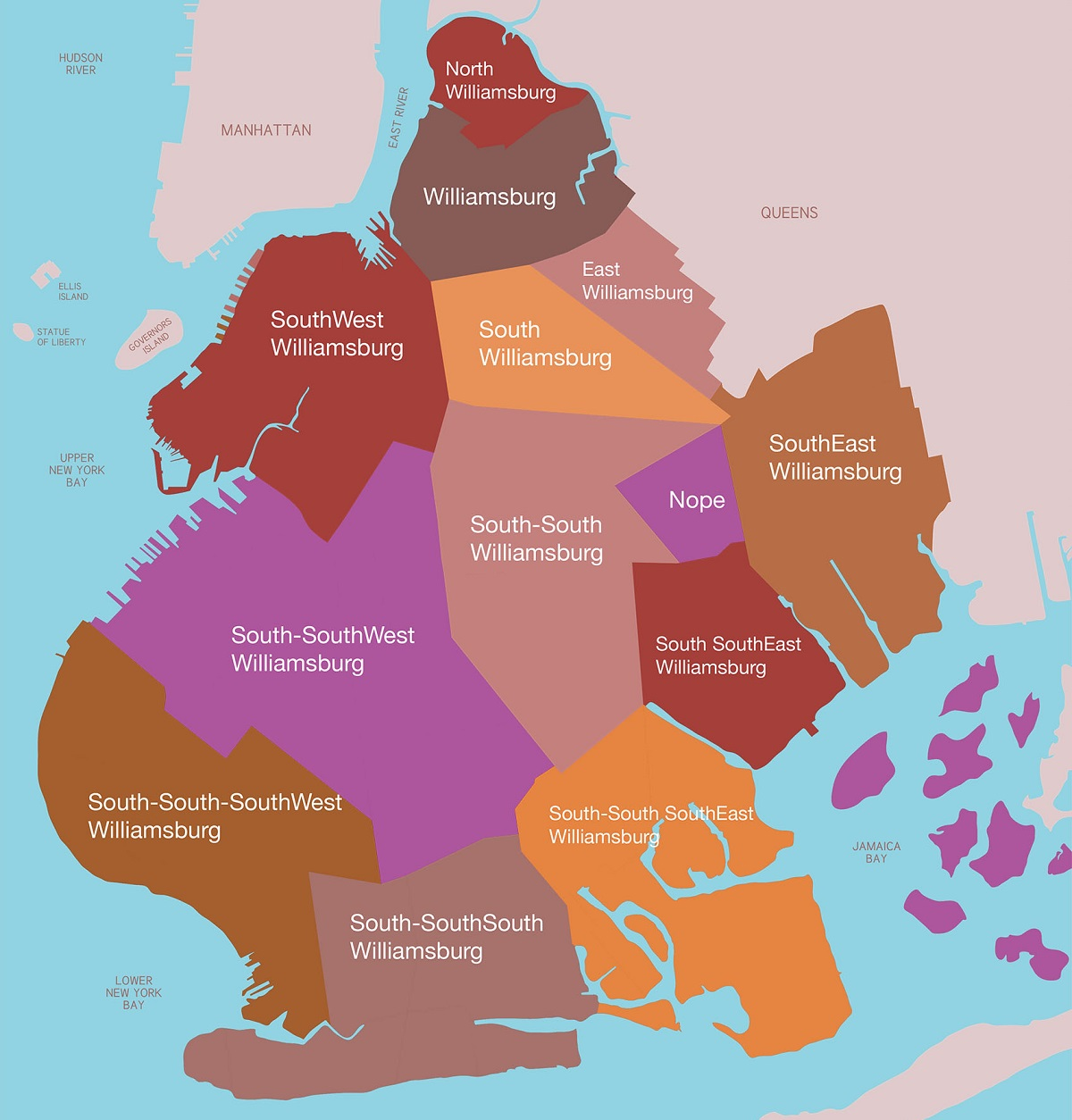 According to Real Estate Brokers All of Brooklyn Is an Extension of
