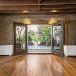 514 Broome Street, Ryan Serhant, only freestanding Soho home, landscaped terrace