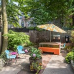 278 Clifton Place, backyard, bed stuy