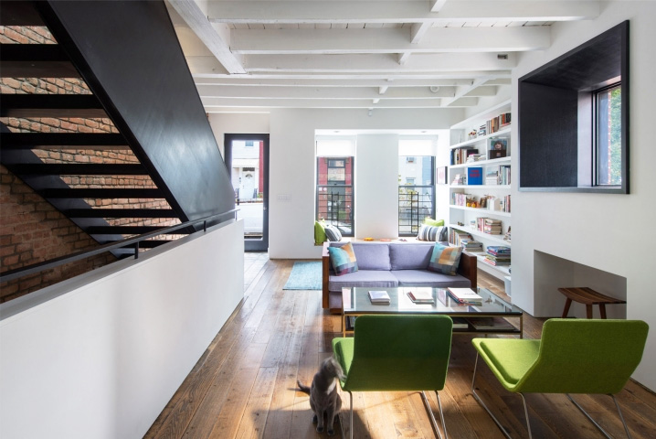 Margarita McGrath, Scott Oliver, noroof architects, tiny apartments, tiny living, micro housing, interior design for small apartments, tiny homes, tiny apartments nyc, interior design ideas for tiny apartments, nyc architects, brooklyn architects