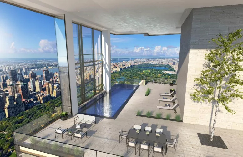 Central Park South Apartments For Sale