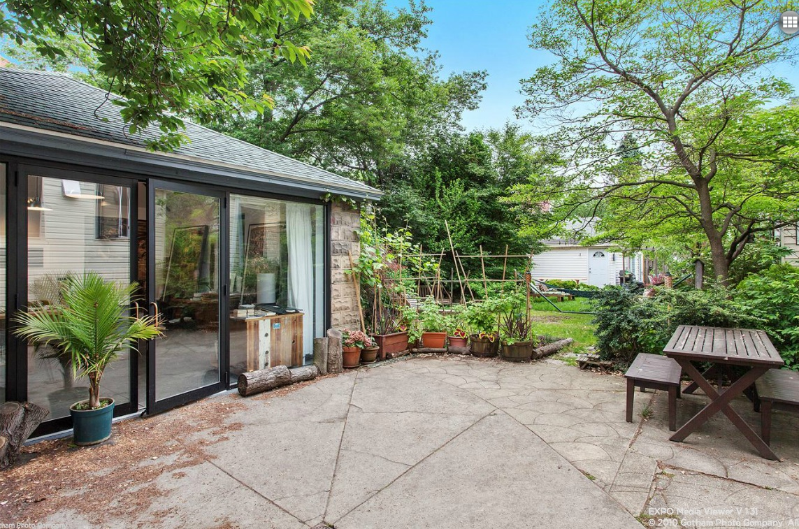 235 Stratford Road, Patio, Ditmas Park, Brooklyn