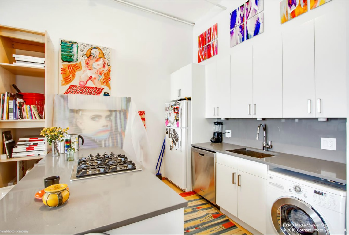 This $6,500/Month Soho Loft is an Artist\'s Perfect Canvas | 6sqft