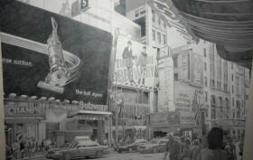 Paul Cadden, hyperealism, pencil drawings