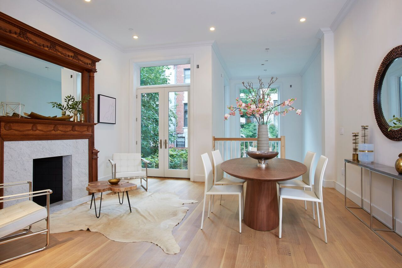 337 West 87th Street, Upper West Side, dining room