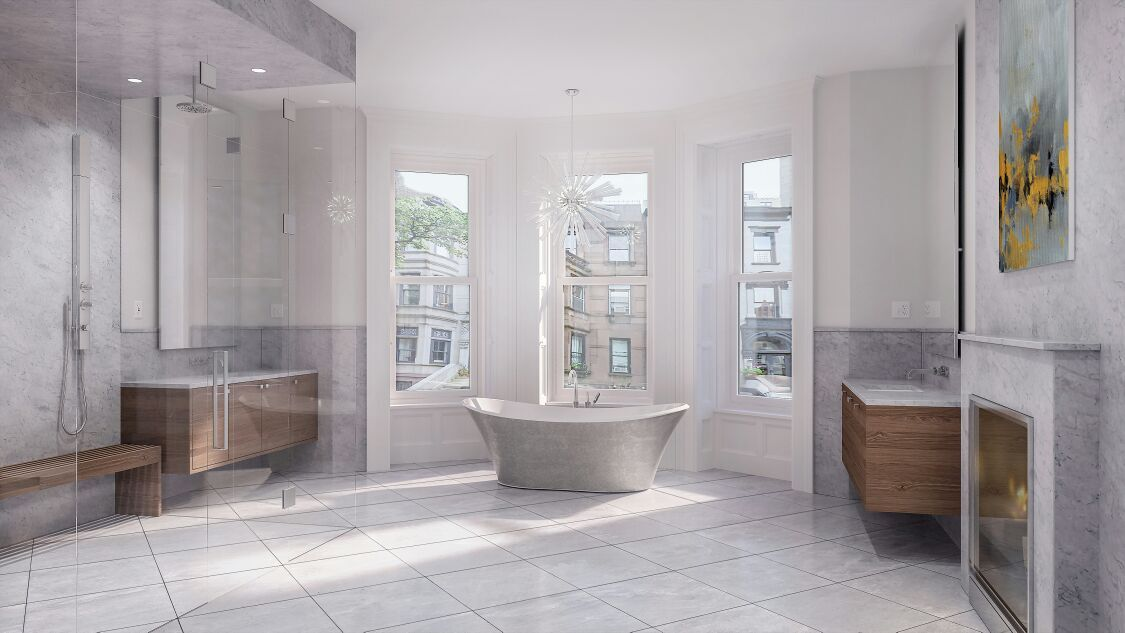 337 West 87th Street, bathroom, upper west side