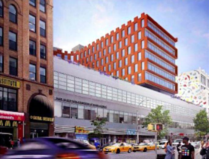 146 East 126th Street, Harlem development, Bjarke Ingels, NYC starchitecture