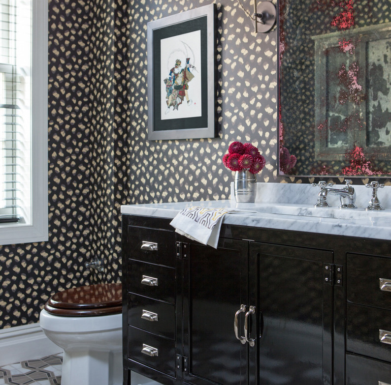 Homepolish Brooklyn Apartment Design With Cool Wallpaper: $4.4M For Turnkey Updates And Designer Flair In An