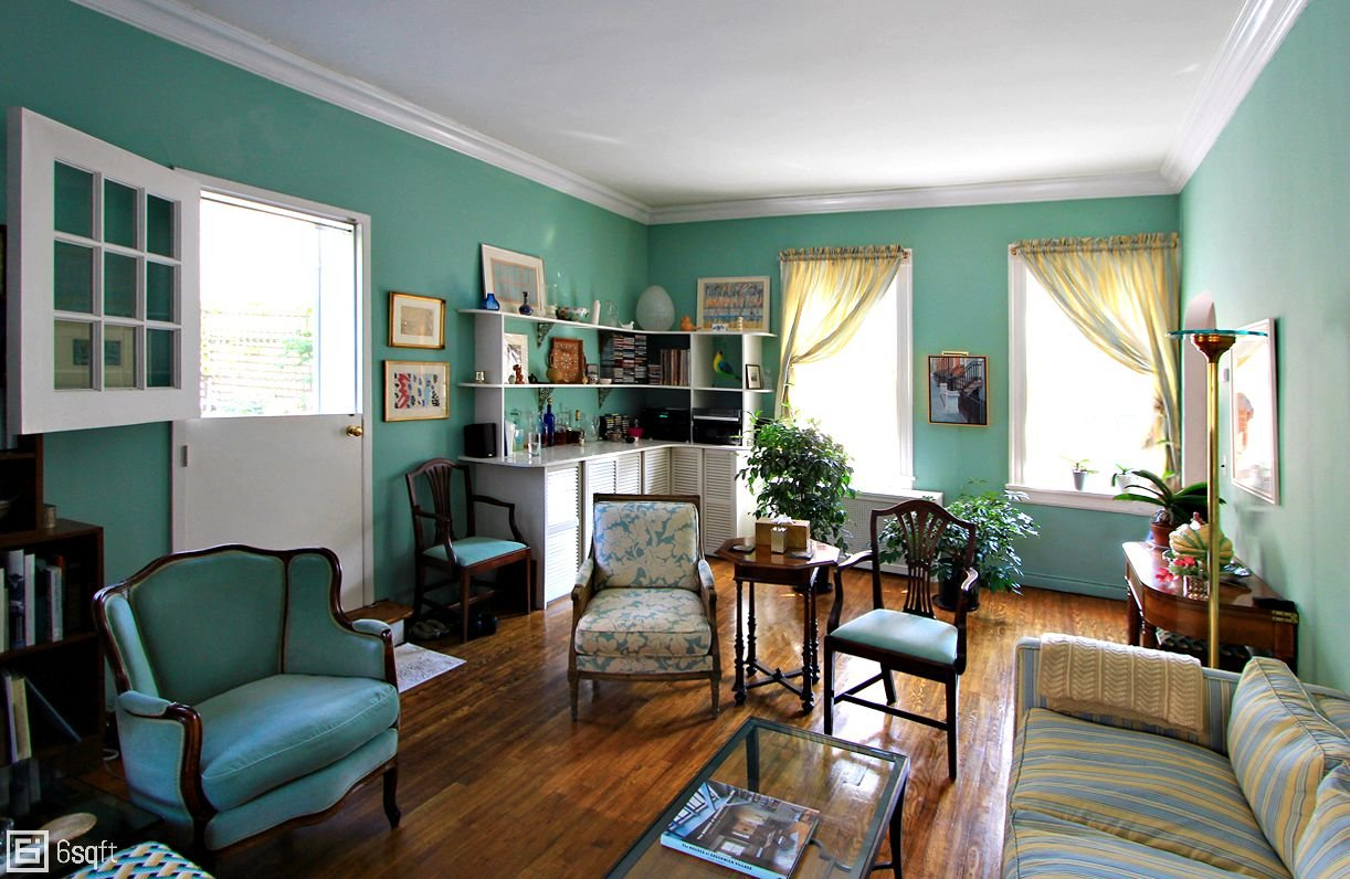 My 1,000sqft: Tour an Interior Designer\'s Classic Greenwich Village ...