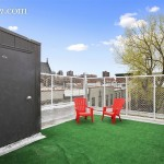 30 East 130th Street, roofdeck, Harlem