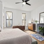 30 East 130th Street, Harlem, bedroom, townhouse
