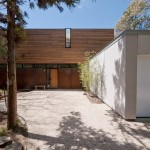 Bernheimer Architecture, Lightbox House, Wainscott NY, Red Cedar house