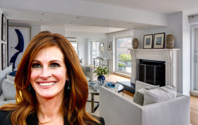 Julia Roberts apartment