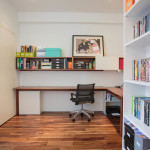 raad studio, storage, noho duplex, office
