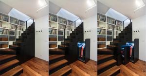 raad studio, noho duplex, renovation