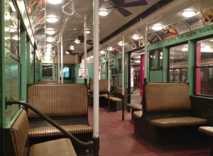 New York Transit Museum, NYC transportation history, Brooklyn museums, vintage subway cars