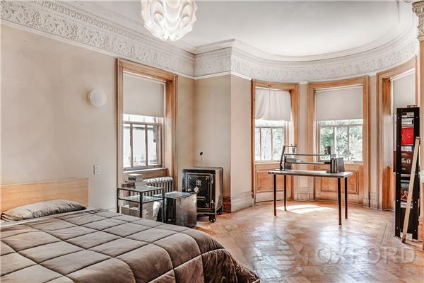 851 Park Place, Brooklyn, Crown Heights, bedroom