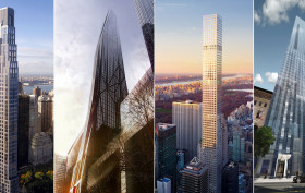 luxury towers nyc