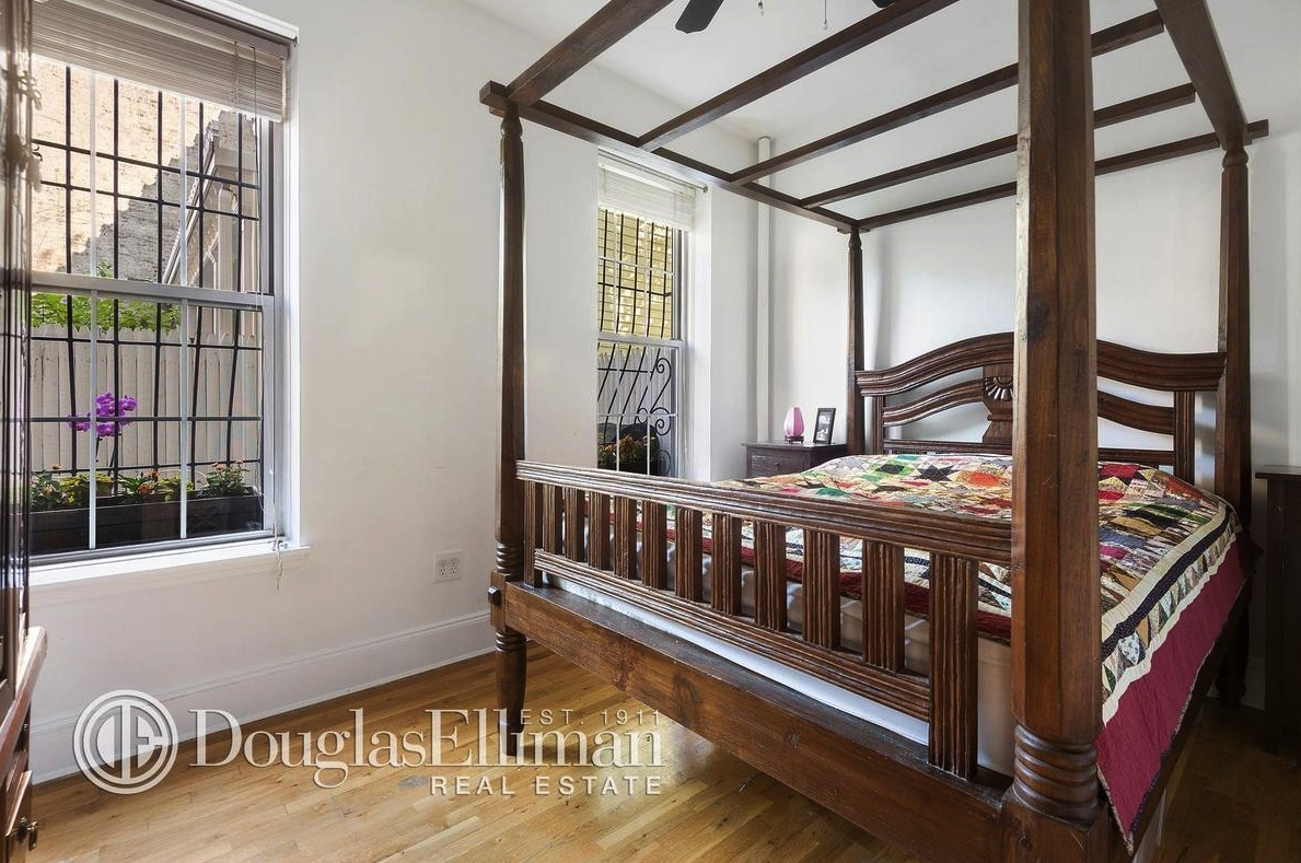 348 12th Street, bedroom, co-op, Park Slope