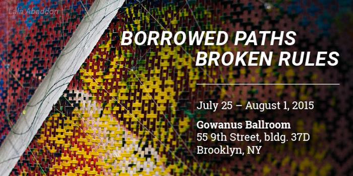 Art Nerd New York S Top Event Picks For The Week 7 23 7