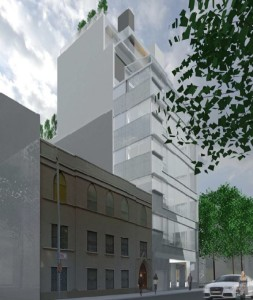 435 West 19th Street, West Chelsea, Six Sigma, High Line, Condos, Pei Partnership, NYC developments