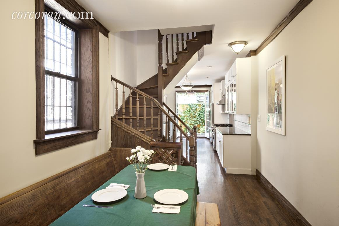 465 West 141st Street, dining room, harlem