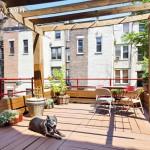 464 West 141st Street, deck, harlem