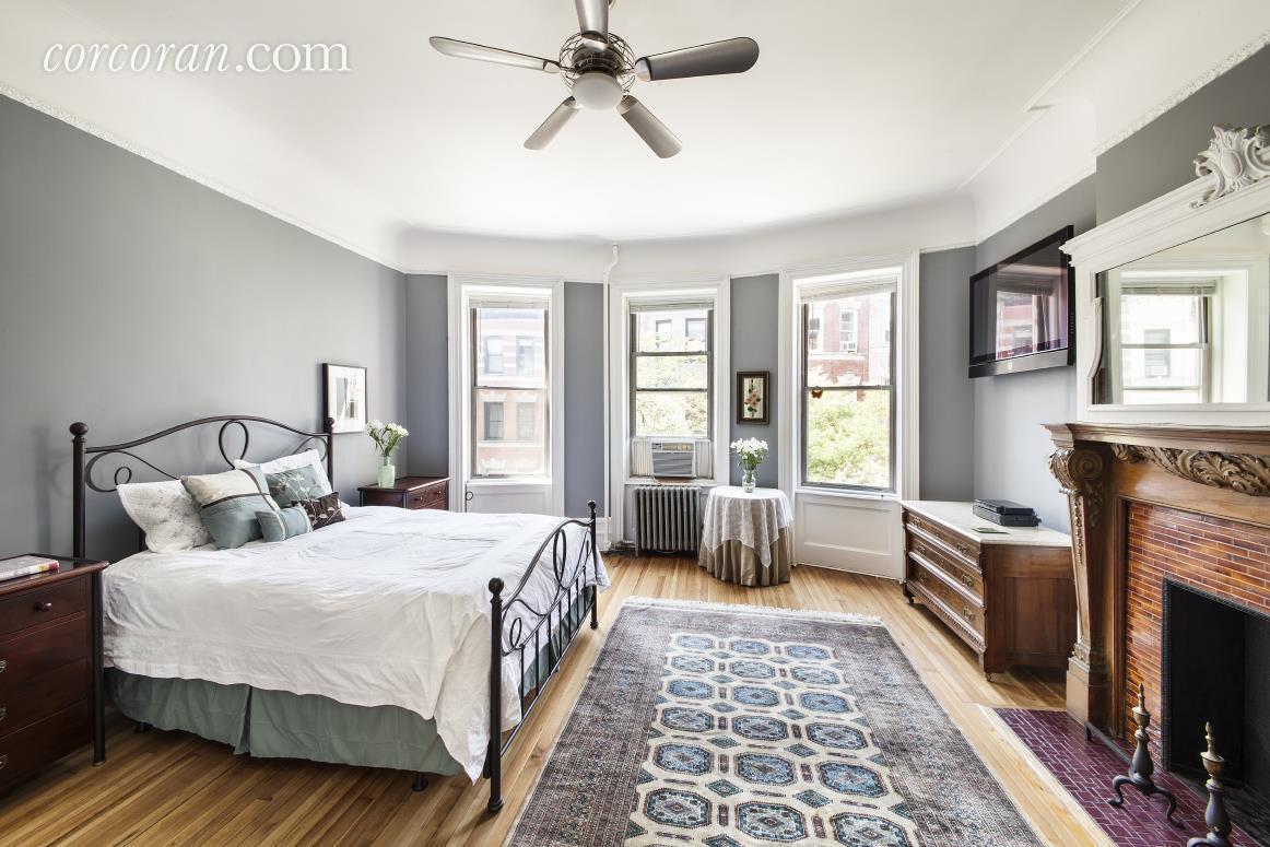 465 West 141st Street, harlem, bedroom,