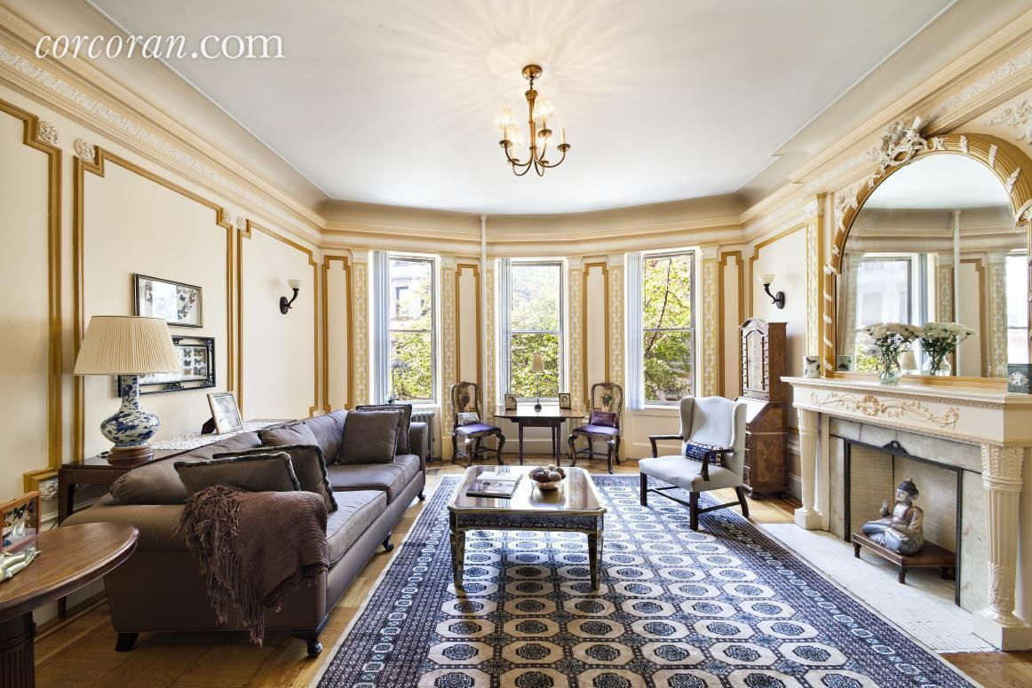 Perfectly Preserved Harlem Townhouse Asks 3 Million
