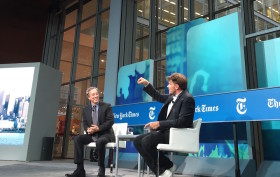 Bjarke Ingels, Michael Kimmelman, NYTCFT, 2WTC, Starchitects, Architecture, Dry Line, Google HQ, Bjarke Ingels Group, Skyscrapers