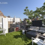 255 West 4th Street, private roof garden, renovated apartment