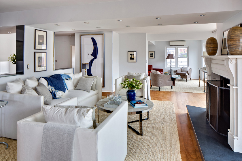 Julia Roberts Makes A 535m Sale On Her Beachy Greenwich Village