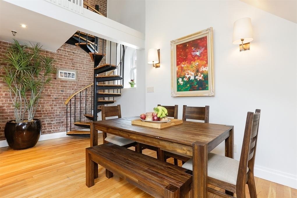 105 Montague Street, duplex, co-op, Brooklyn Heights