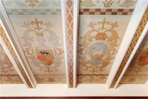 ceilings, 8220 Narrows Avenue, Gingerbread House, for sale