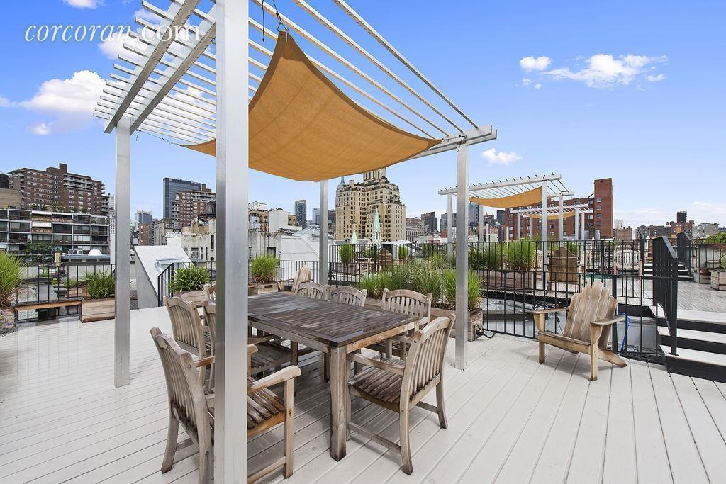 333 West 21st Street, Hudson River Park, roof deck