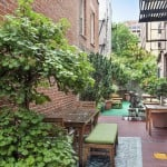 100 West 12th Street, The Mark Twain, outdoor space