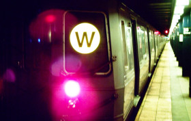 subway, W train, mta service changes, second avenue subway, q train
