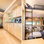 Kelly Davis and Dan George Dobrowolski, Escape Traveler, Tiny Houses, modern RV