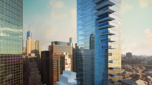South Street Seaport, 161 Maiden lane, Goldstein Hill & West, Peter Poon, Manhattan condos, nyc new developments, nyc skyline, downtown skyline, East River, New York History