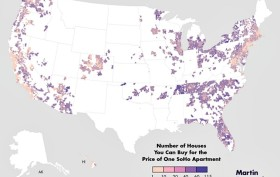 Soho real estate, average NYC sales prices, NYC real estate comparisons, national real estate trends