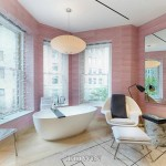 Upper East Side, 18 East 69th Street, bedroom, tub