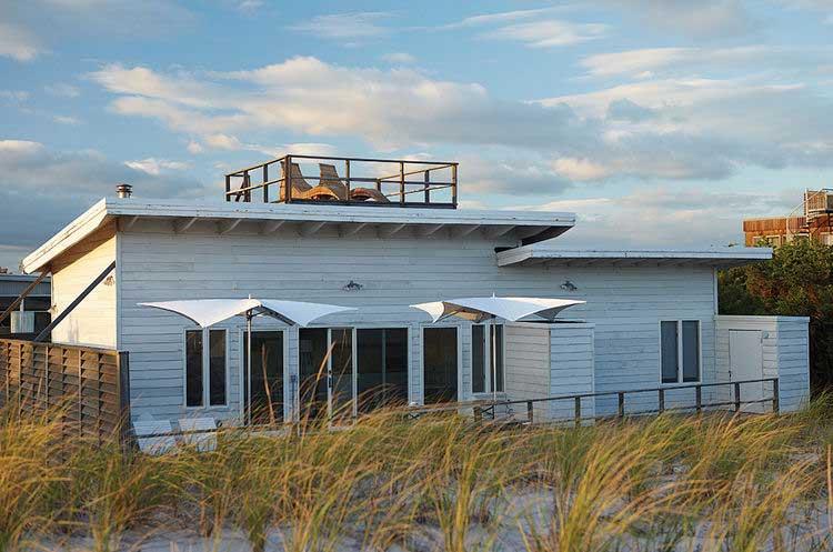 Alexandra Angle Saves Fire Island Beach House From