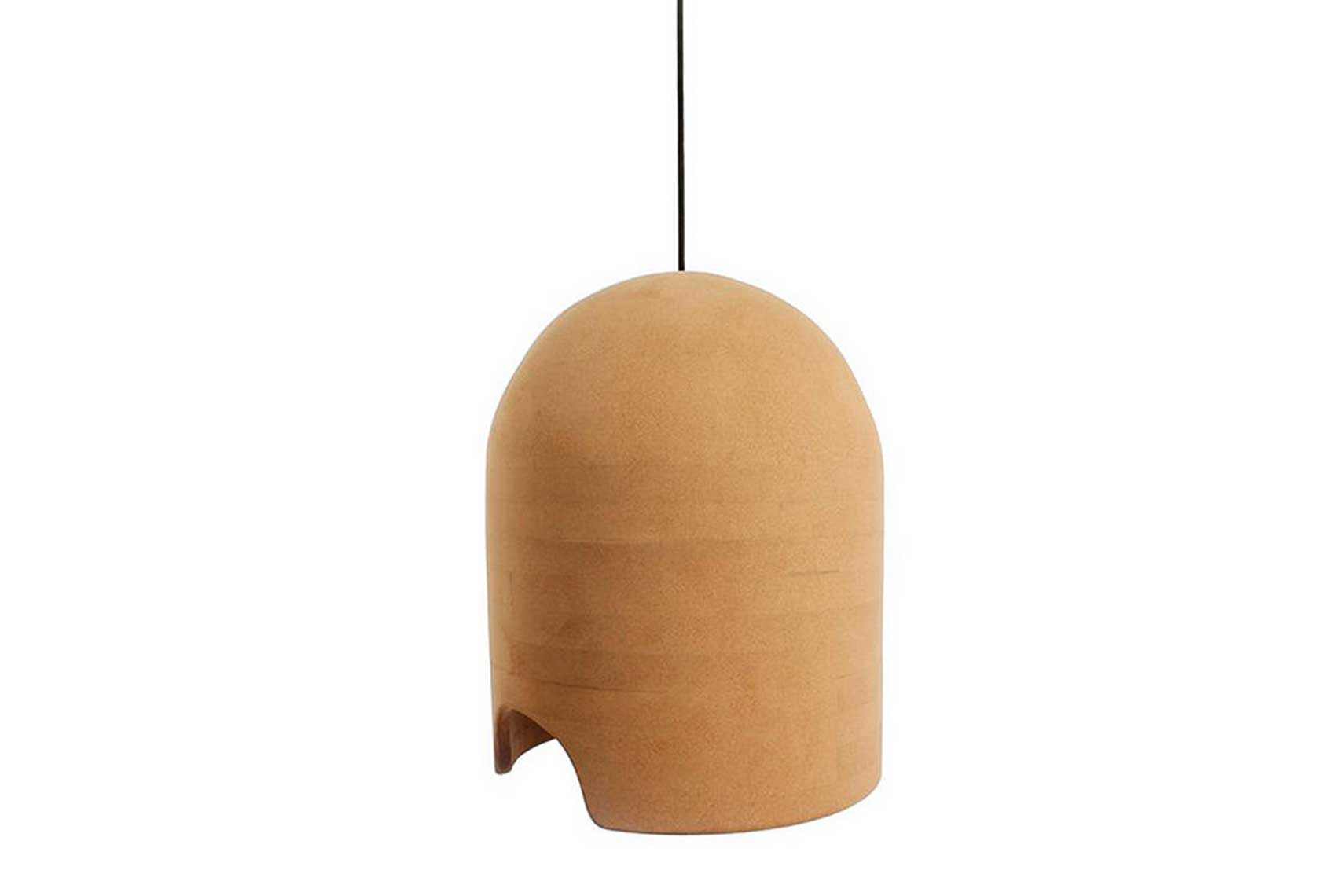 Pierre-Emmanuel Vandeputte, anti noise pollution, Cork Helmet, noise block, Salone del Mobile, renewable cork,