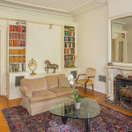 121 Lincoln Place, parlor floor, brownstone, living room, park slope